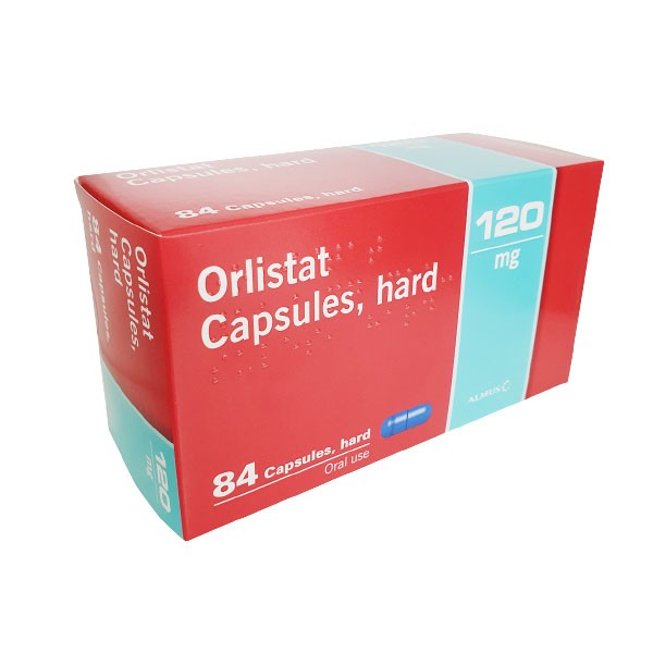 Xenical Orlistat-120-mg